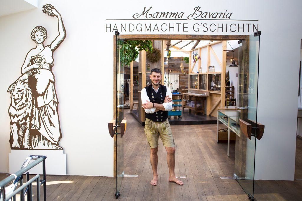 Florian Weidlich - Mamma Bavaria